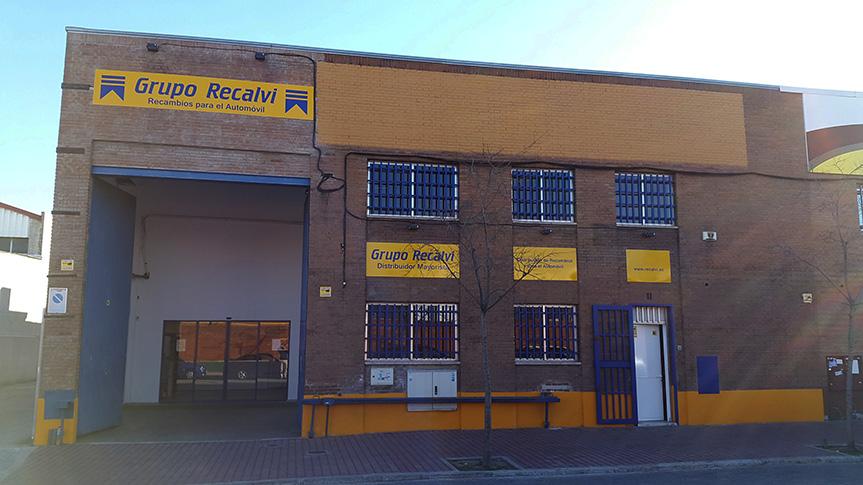 Instalaciones de Recalvi Madrid