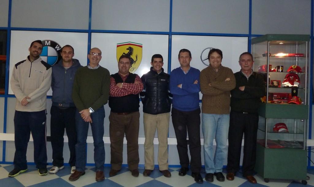 Equipo de Recalvi Andalucía