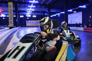 Recalvi patrocina Karting Marineda desde 2013
