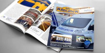 ¡Ya está aquí un nuevo número de la revista InfoRecalvi!