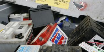 Nuevas mejoras en la gestión ambiental de las baterías