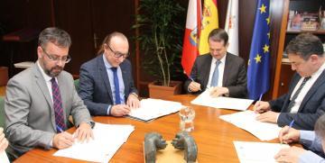 Recalvi se convierte en patrocinador de la Fundación Vigo Deporte