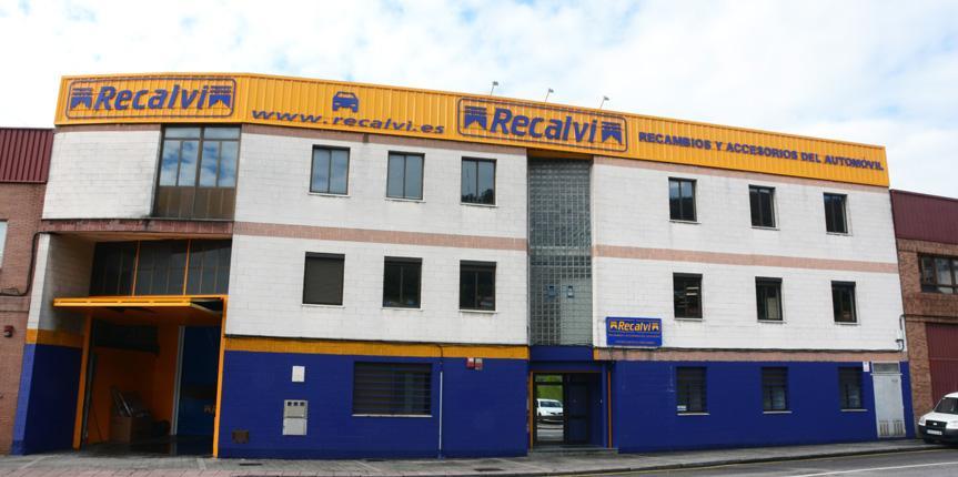 Auto Repuestos Euskal se integra en Recalvi Norte