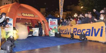 Recalvi se convierte en el principal patrocinador del Rallye San Froilán