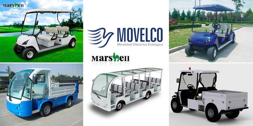 Movelco comercializará los productos de Marshell