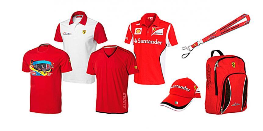 A la moda con Recalvi y Ferrari