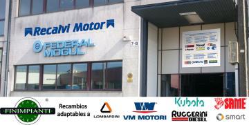 Recalvi Motor se convierte en distribuidor de Finimpianti Spare Parts