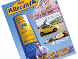 Revista InfoRecalvi No. 1