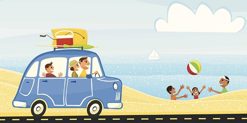 Prepara tu coche para el verano