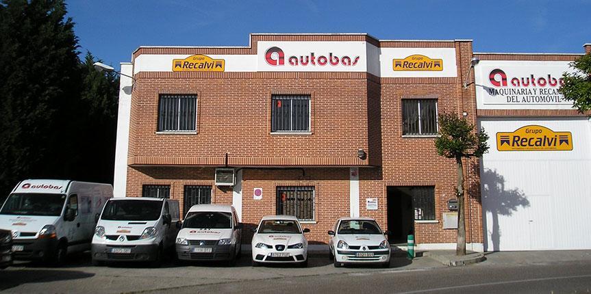 Recalvi desembarca en Valladolid de la mano de Autobas