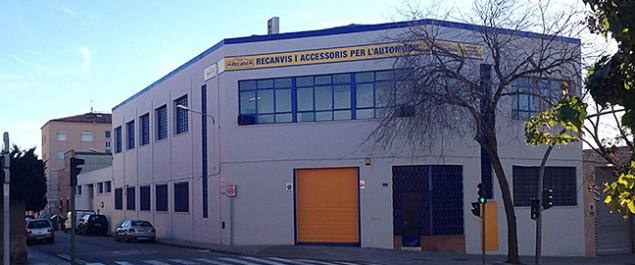 Recalvi llega en Cataluña como distribuidor mayorista de recambios y accesorios