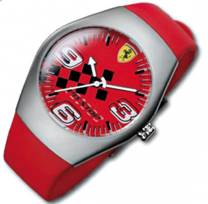 Pit Stop Steel Case Red