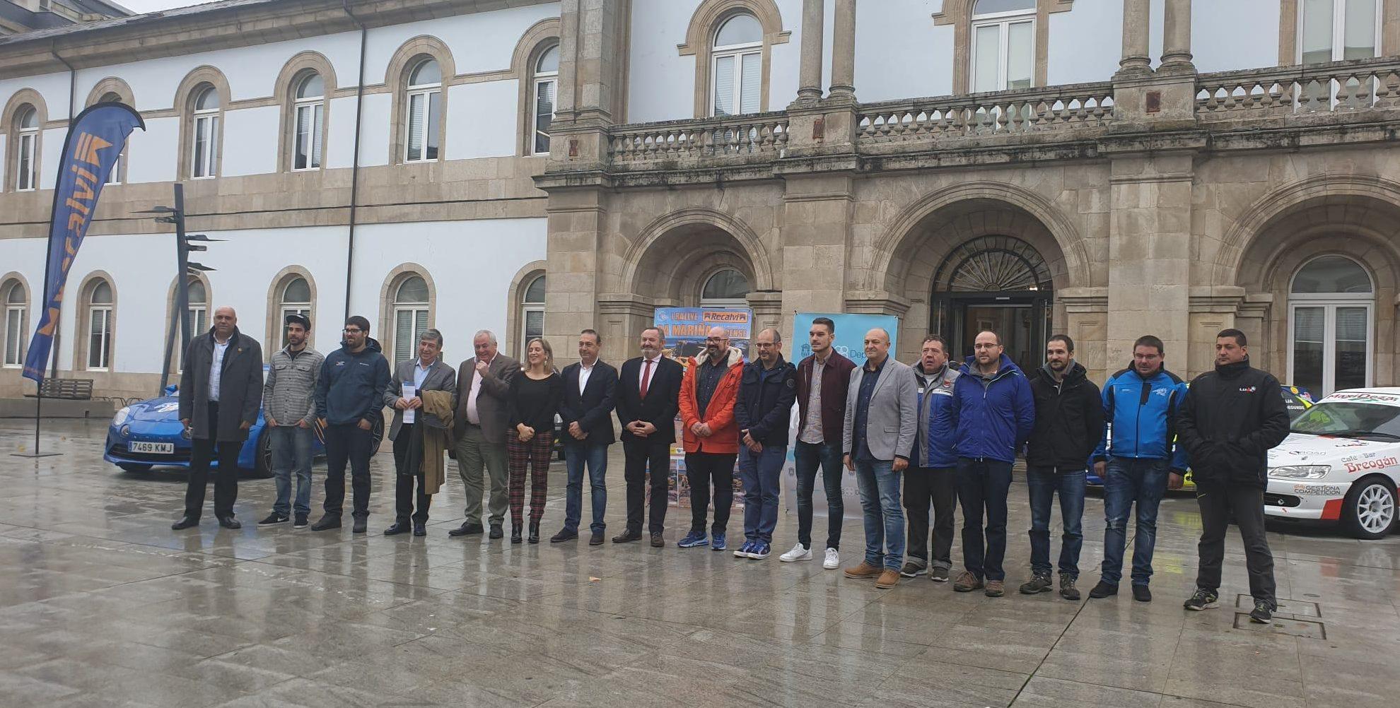 El Rallye Recalvi Mariña Lucense cierra este fin de semana el Campeonato Gallego