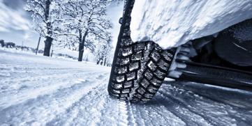Los neumáticos de invierno son… para el invierno