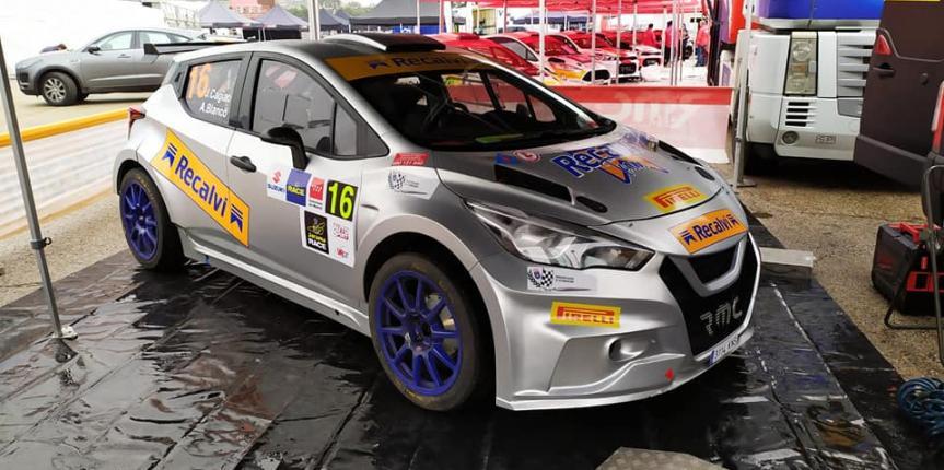 Recalvi, presente en el Rallye Comunidad de Madrid… ¡por partida doble!