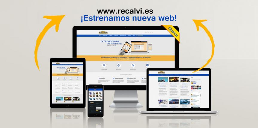 ¡Estrenamos nueva web!