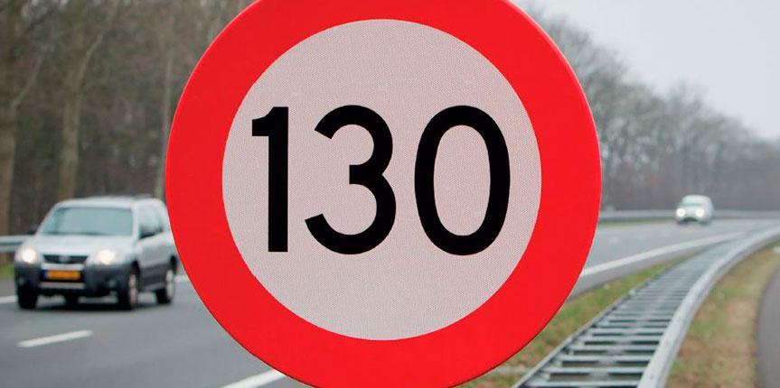 ¿Qué cambiará con el nuevo límite de 130 kms/hora?