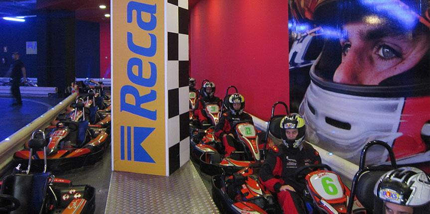 ¡Apúntate al I Campeonato de Karting Recalvi!