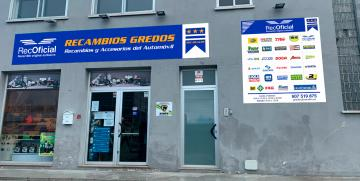Recambios Gredos se convierte en el primer abanderado Rec-Dealer
