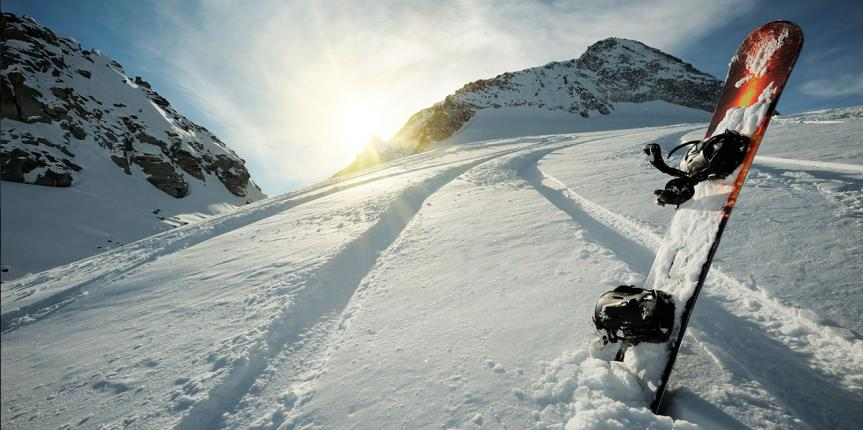 ¿Listo para irte a esquiar?