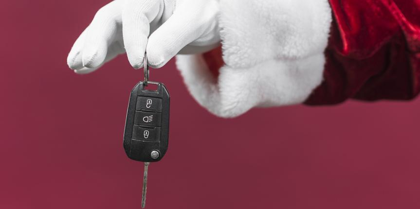 Conduce seguro estas Navidades