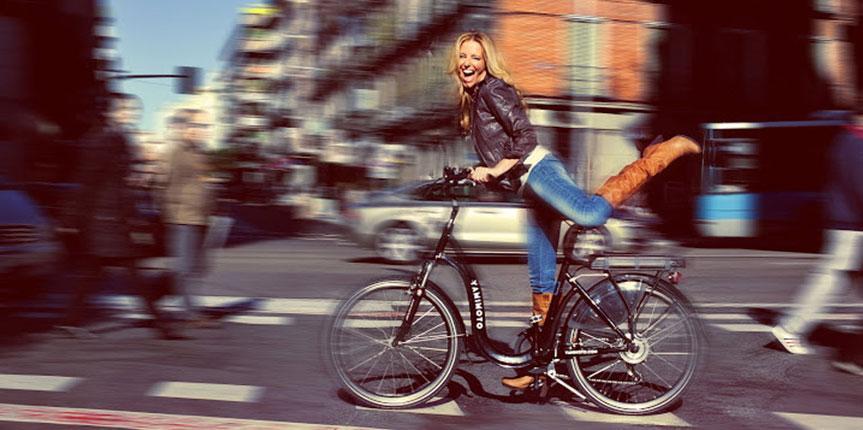 Las bicicletas (eléctricas) son para el verano