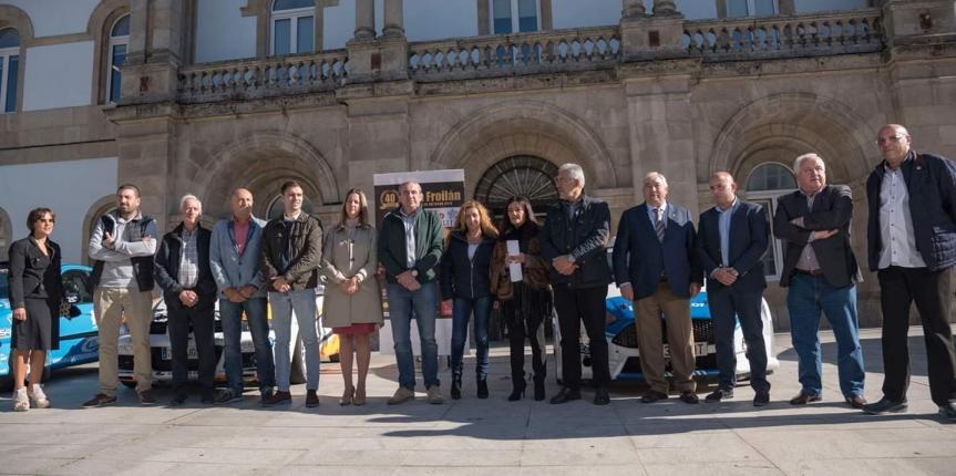 Recalvi patrocina la 40ª edición del Rallye San Froilán, en Lugo