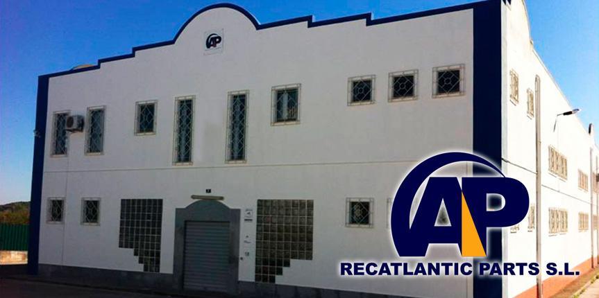 RecAtlantic Parts, clave del éxito de Recalvi en Portugal