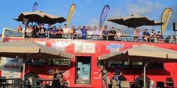 El Rally Princesa de Asturias se convierte en una fiesta para Recalvi