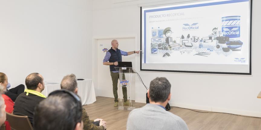 RecOficial Service se estrena en Canarias con 20 talleres adheridos a la red