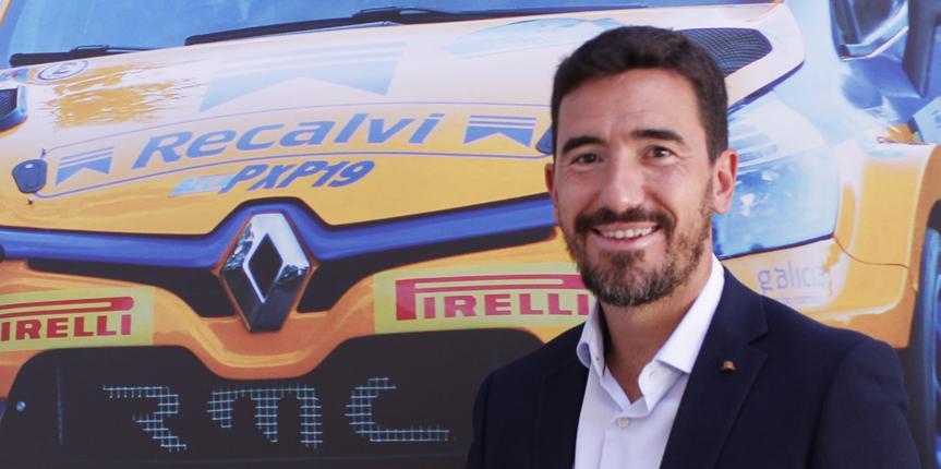 Camilo Lobato se incorpora al Grupo Recalvi como director de Desarrollo de Negocio