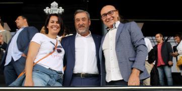 Recalvi reafirma su compromiso con el Celta Baloncesto, al convertirse en copatrocinador principal