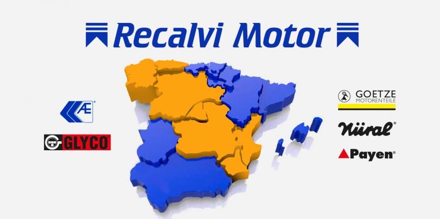 Recalvi Motor, ahora también en Madrid